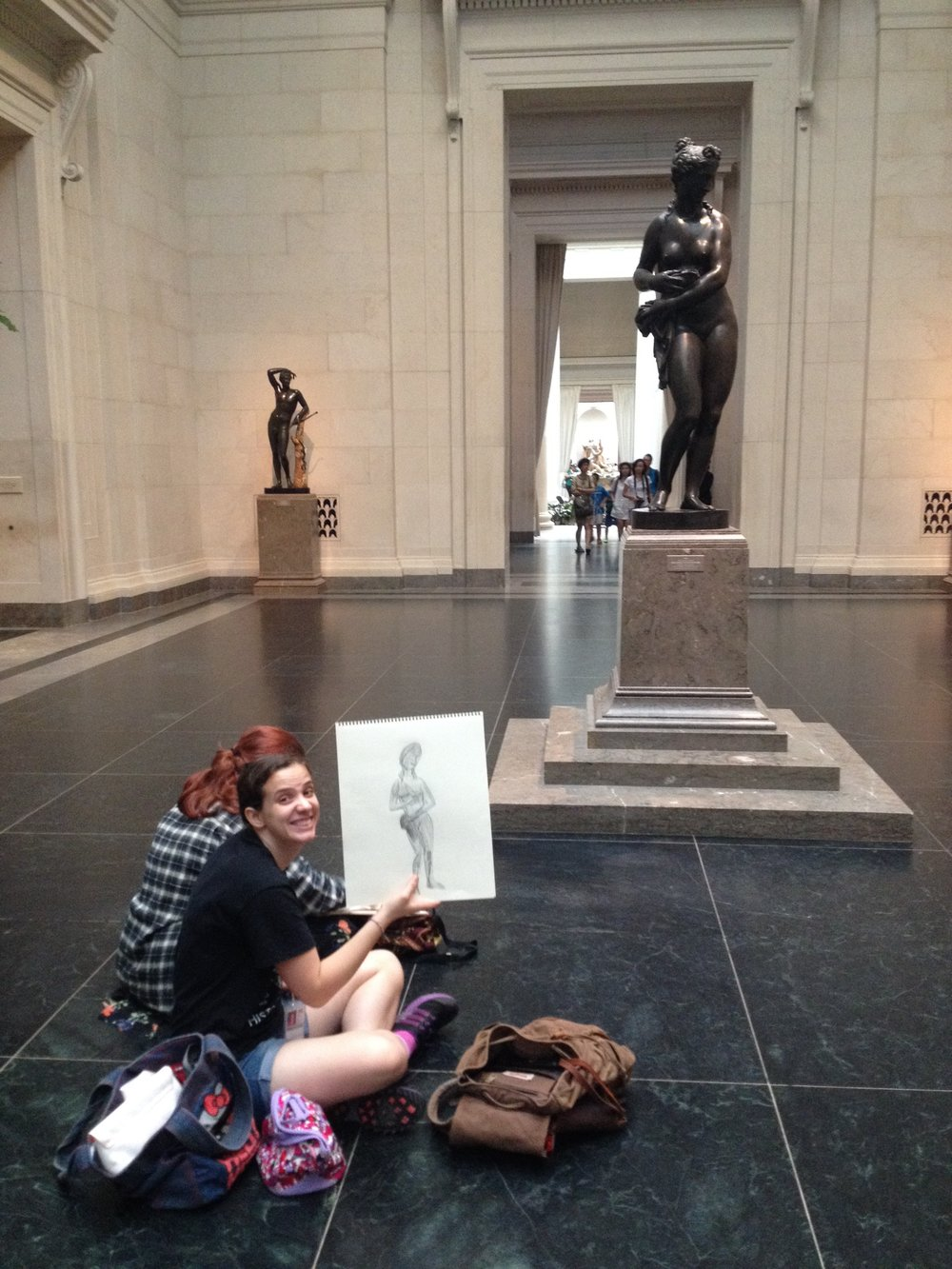 Art Class at National Gallery of Art (1).jpg
