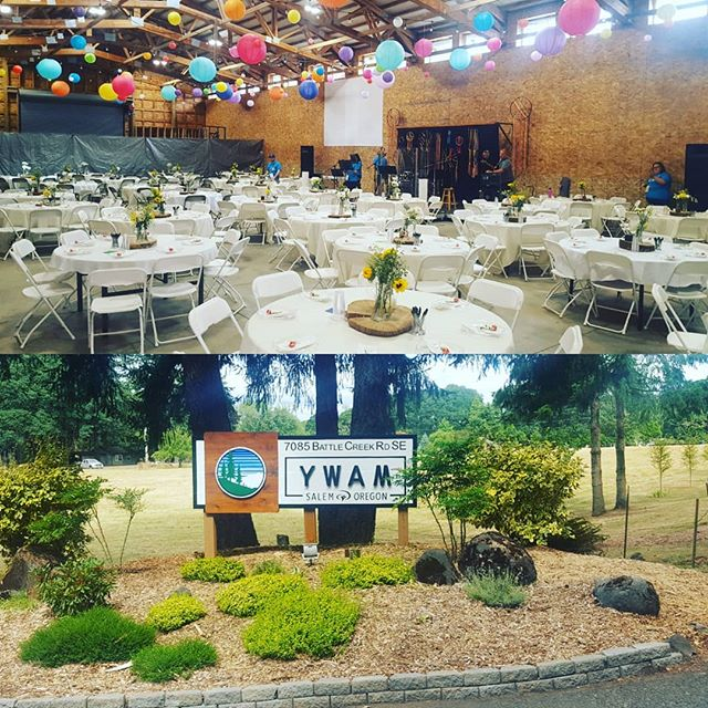 This weekend is YWAM Salems 40th anniversary. We are so blessed to be a ministry of this amazing organization. Pray for our time as we have over 200 guests coming in from all over the globe. #ywamsalemturns40