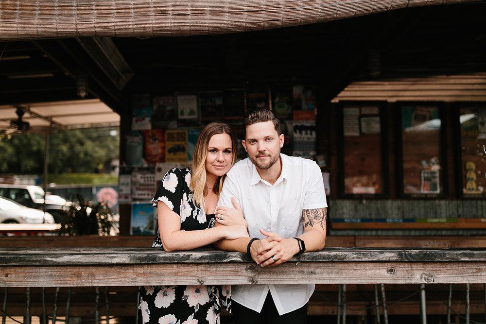 Jared & Ali Lyons