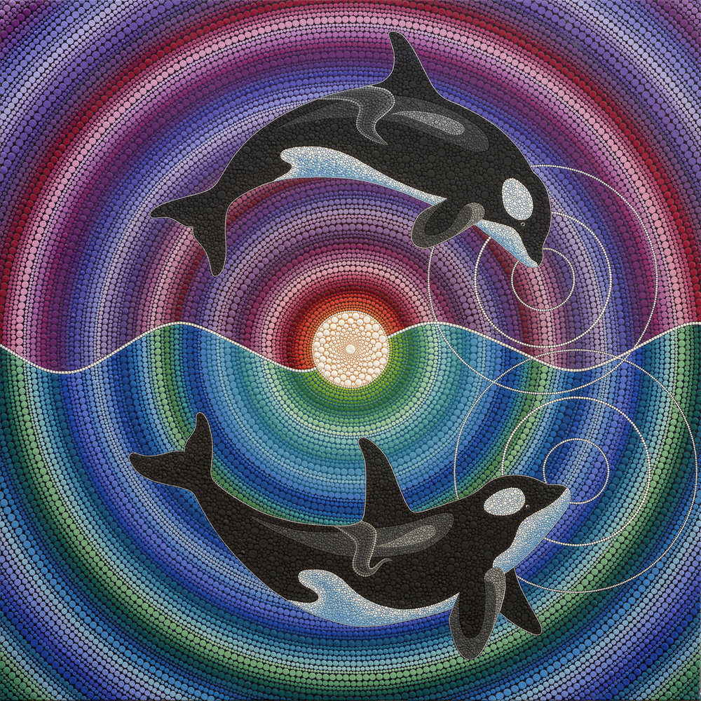 Orca Song and Dance