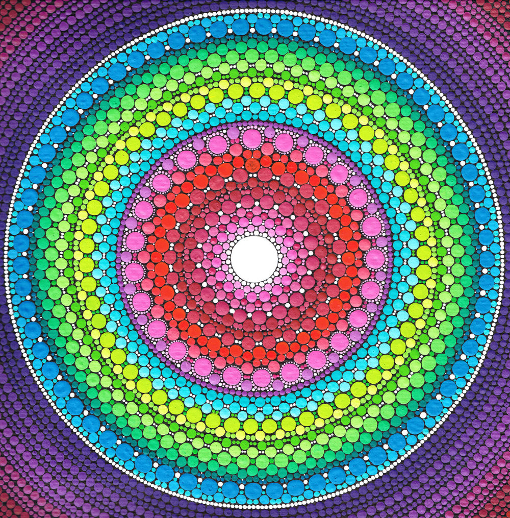 Mandala of Inner Peace