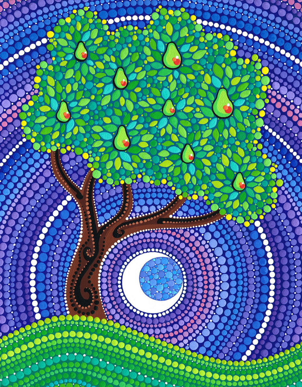 Pear Tree of Peace