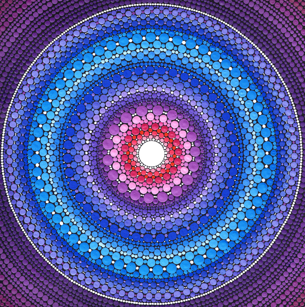 Mandala of Inner Calm