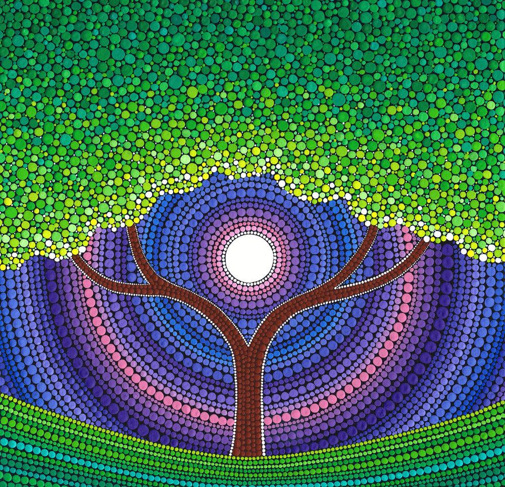 Spring Time Tree
