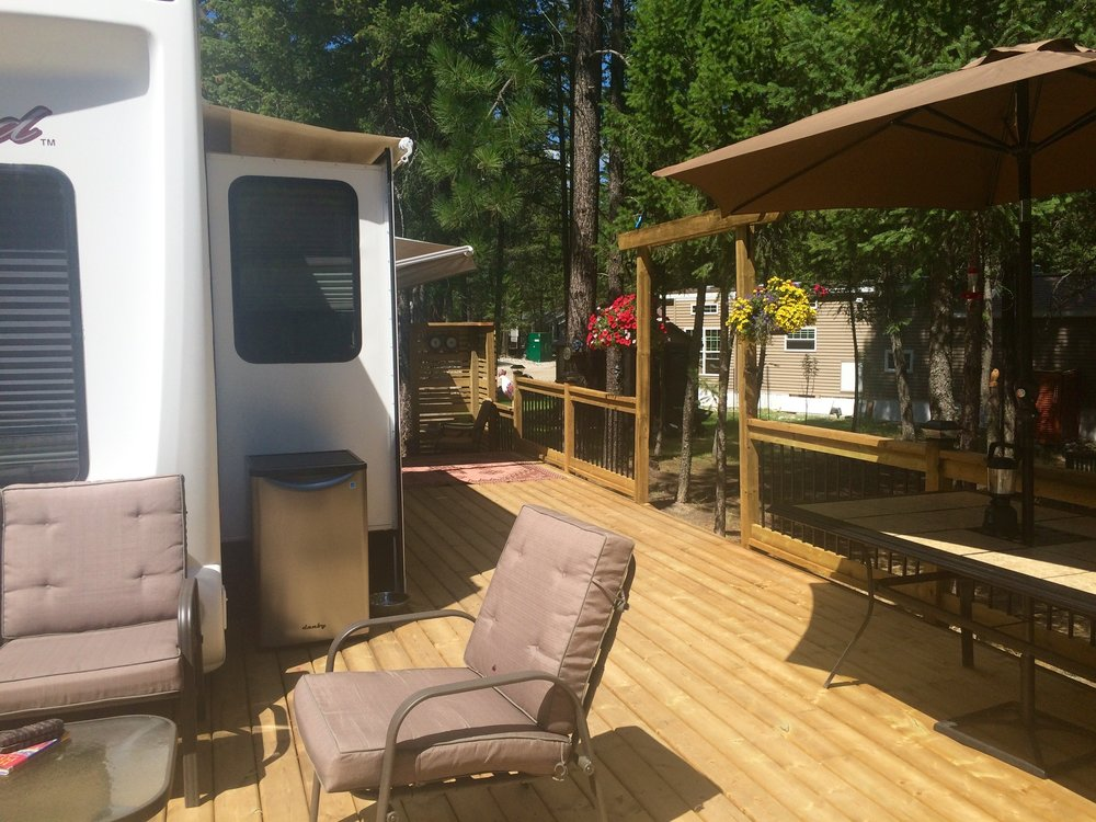 Decks & outdoor projects in Kimberley, BC