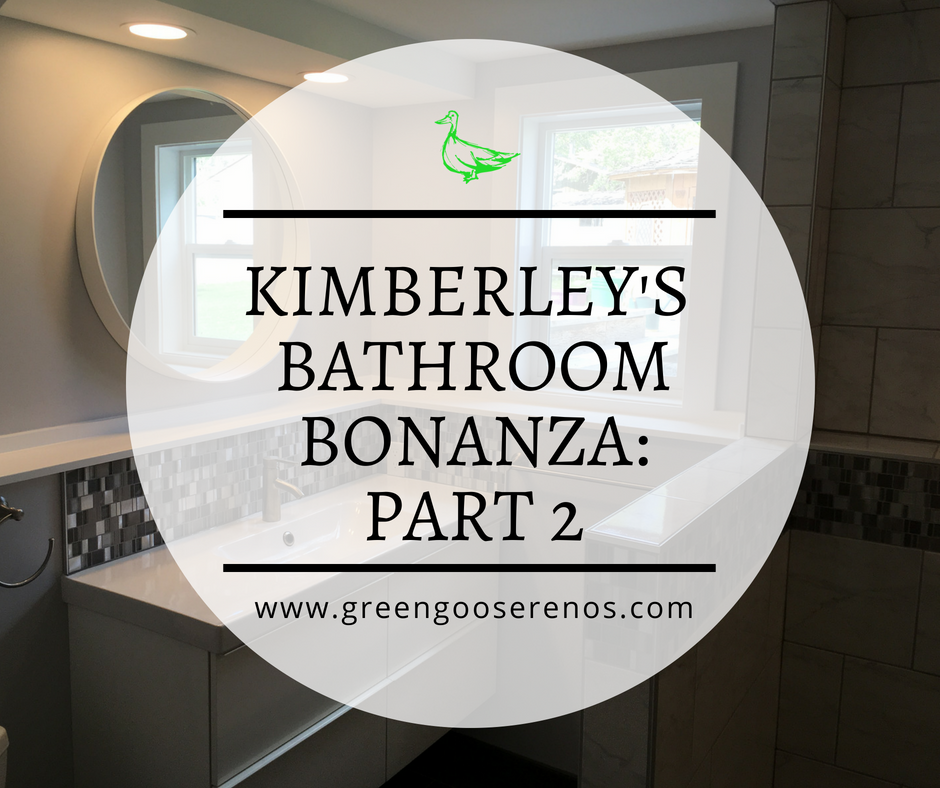 Kimberley, BC's bathroom bonanza: Part 1