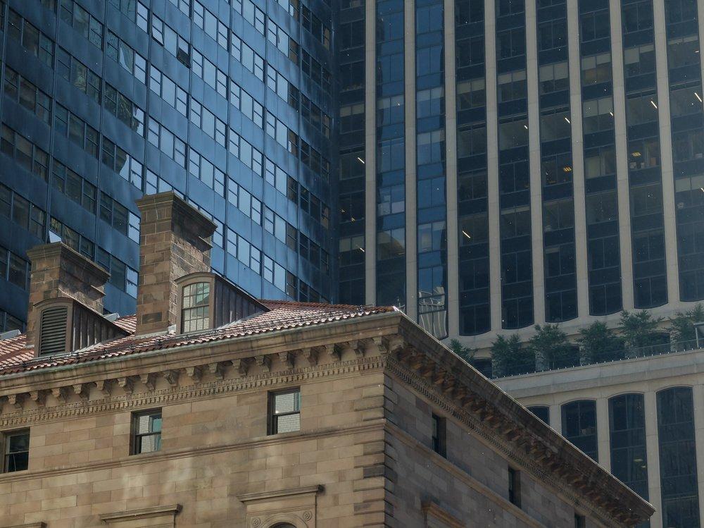 NY Palace Hotel.  Originally 1882 Villard Mansion.
