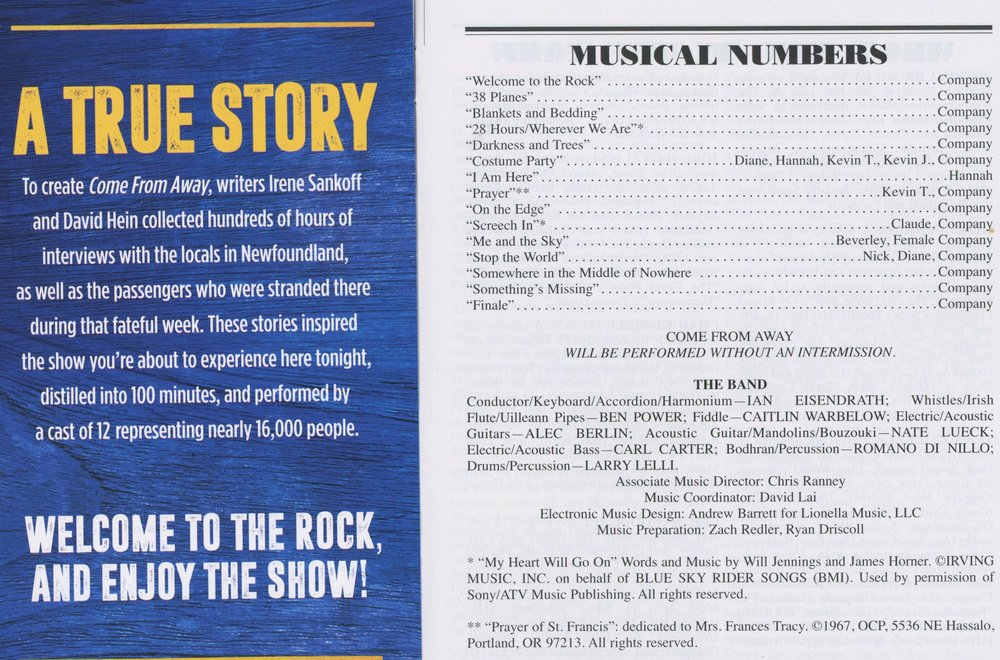 Come From Away - Playbill.jpeg