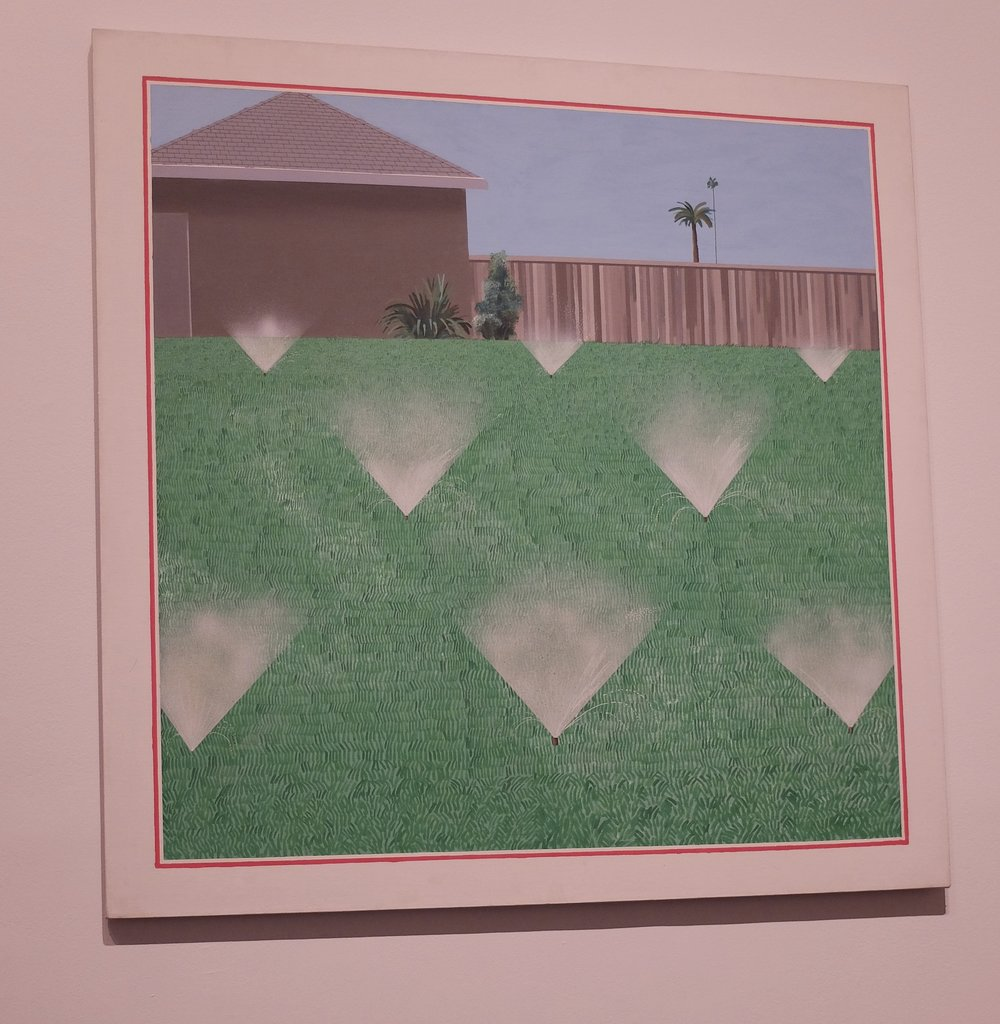 David Hockney @ The Met.
