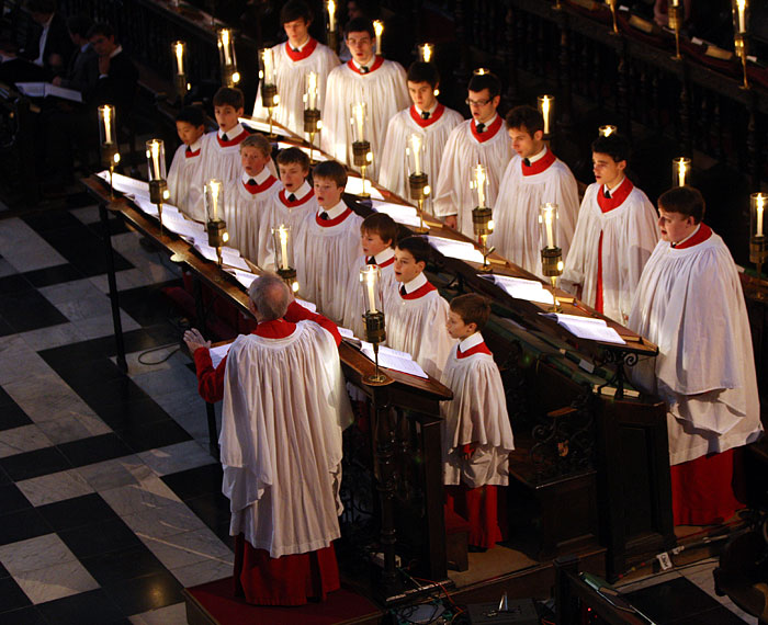 Choir of King's College, Cambridge — The Morningside Institute