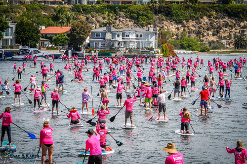 Sea of Pink