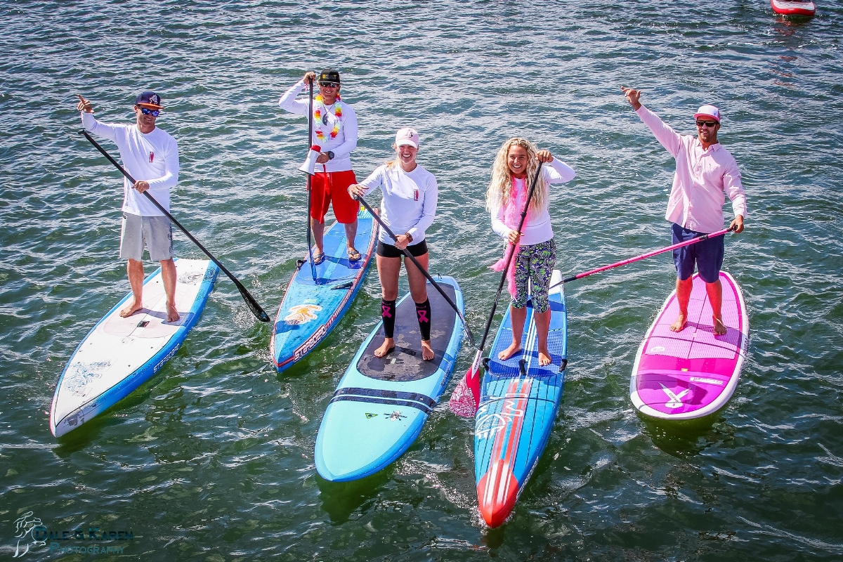 Join the Standup Paddling Community Participate in a Standup for the Cure  event to raise money c0ab19a0c768