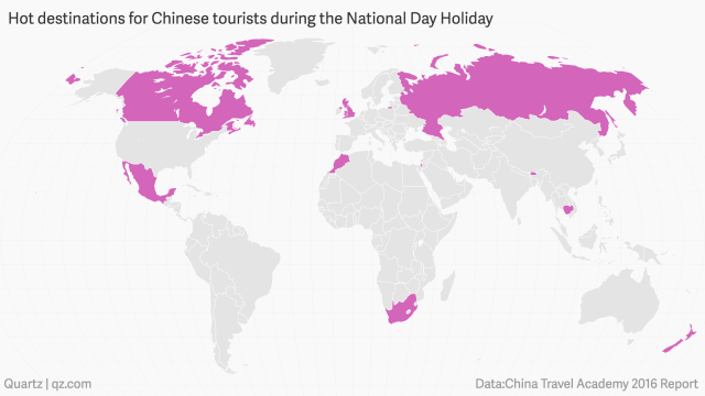 china tourism morocco