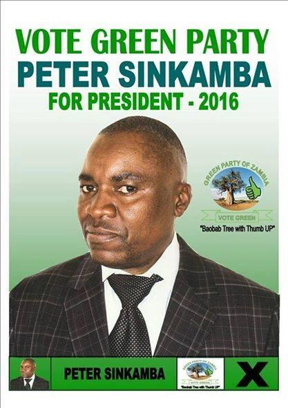 green-party-zambia-peter-sinkamba