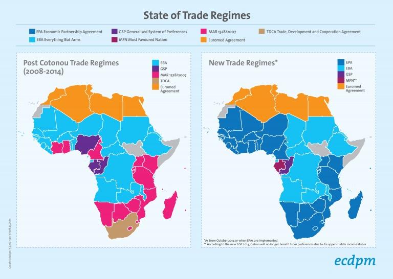 Africa-trade-blocs