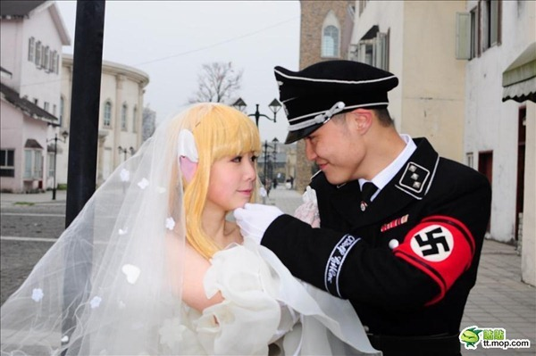 nazi-china-wedding-photos
