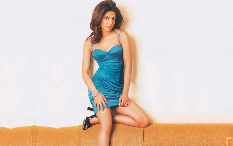 Cited as an inspiration: Bollywood's Priyanka Chopra