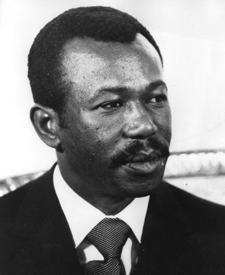 Mengistu Haile Mariam, dictator of Ethiopia from 1977 to 1991    WIKIMEDIA COMMONS