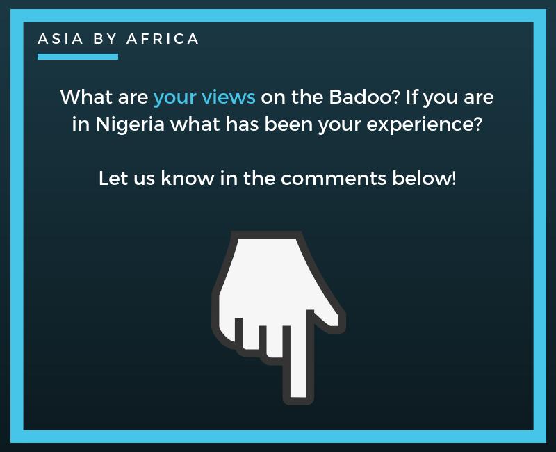 Badoo-cult-Nigeria-question