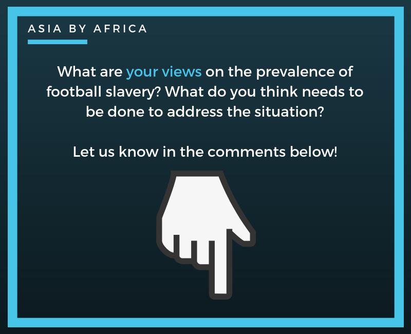 football-slavery-question