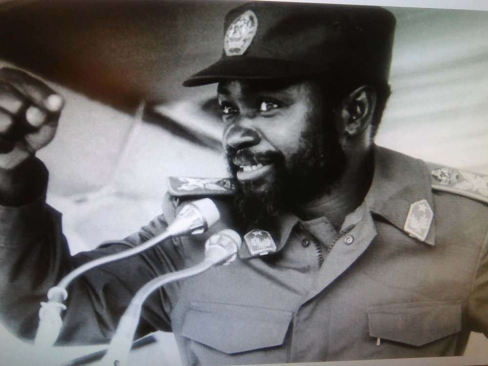 1st president of Mozambique, Samora Machel |  WIKIMEDIA COMMONS