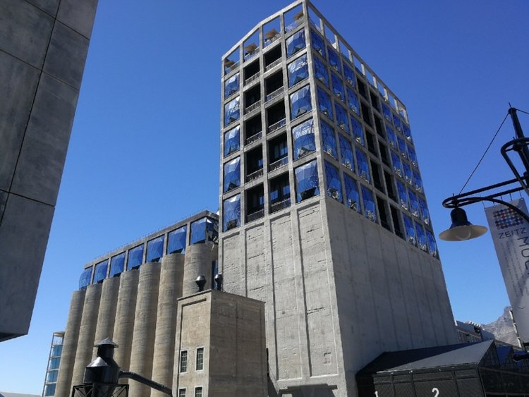 The Zeitz Museum of Contemporary Art Africa opened in 2017 |  WIKIMEDIA COMMONS