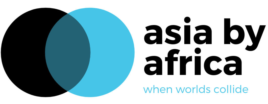 Asia by Africa