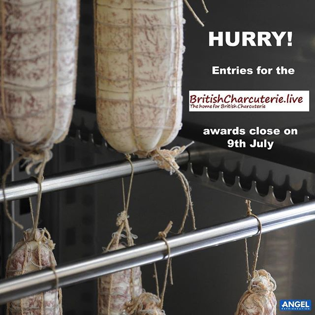 Tick tock! ⏰ . . . #britishcharcuterie #charcuterie #britishcharcuterieawards #angelrefrigeration #blenhiempalace #countryfilelive #farming