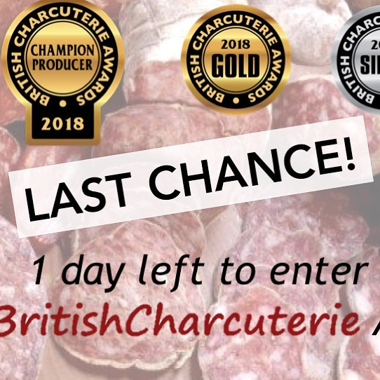 🚨A big day! Producers, get your entries in. Link in bio. 🚨 . . . #blenhiempalace #countryfilelive #britishcharcuterie #charcuterie #britishcharcuterieawards #cured #curing #britishfood #artisan #farming