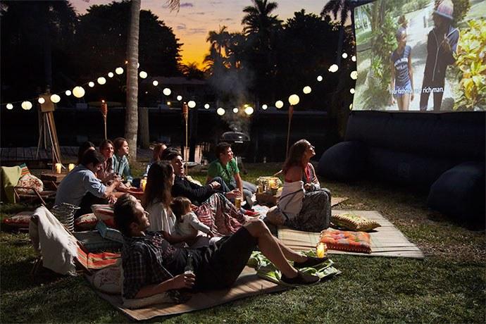 Tsunami - Backyard Movie Night — Port City Community Church