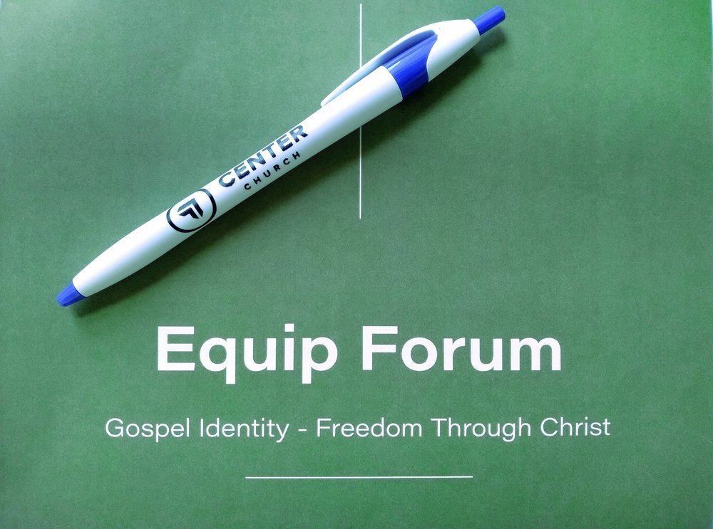 Equip Forum - Dates: March 17th, 24th, and 31stTime: 6:30pm-8:00pmLocation: CrossLife Community Church