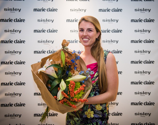 Charlotte Sisley Award 1