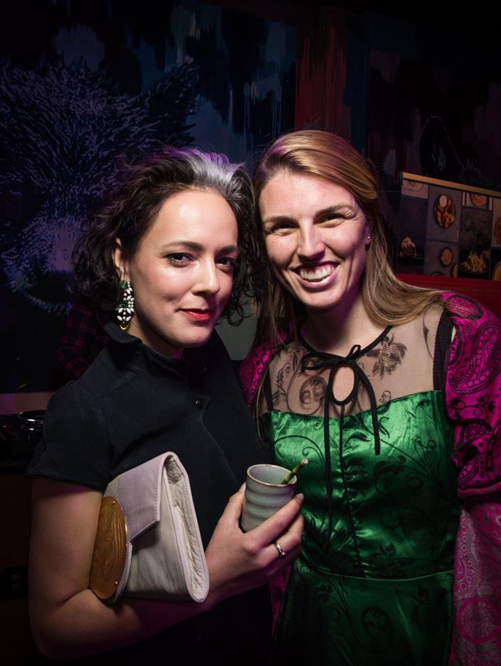 Foto:  FavorFlav  -  Mooncake NL   met Charlotte!