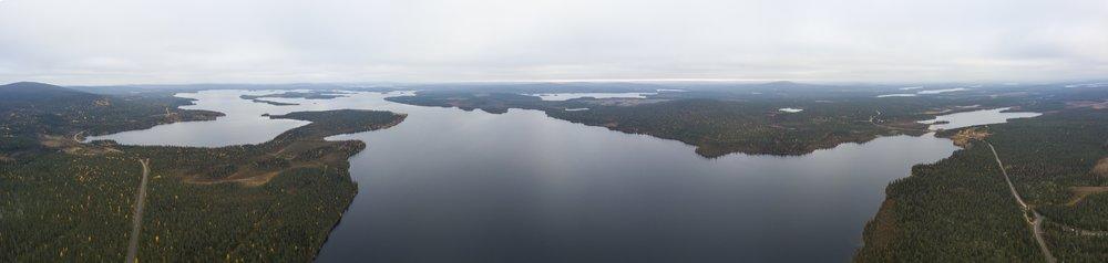 View over Jeris Finnland Lake Arial.JPG