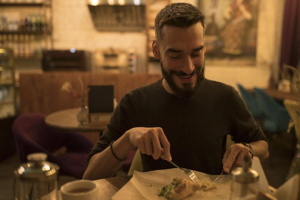 Einfaches Essen aus hochwertigen Zutaten macht uns immer besonders Freude ;)