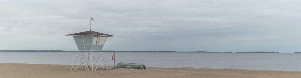 Oulus Strand in nachmittäglichem PastellJPG