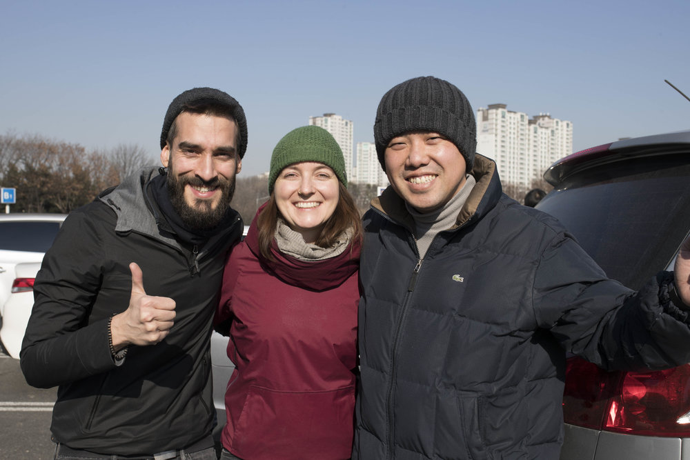 Hitchhiking in South-Korea