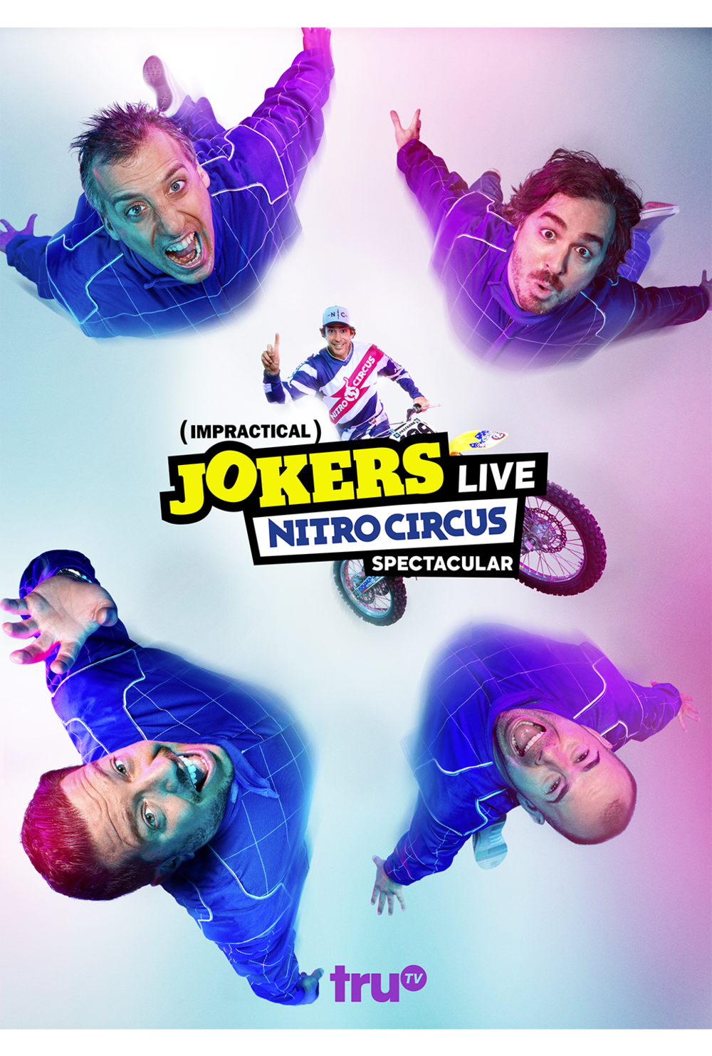 Jokers nitro circus Role: Art Director Print CD: Jim Read Promo Producer: Russell Streit Promo CD: Brendan Stern