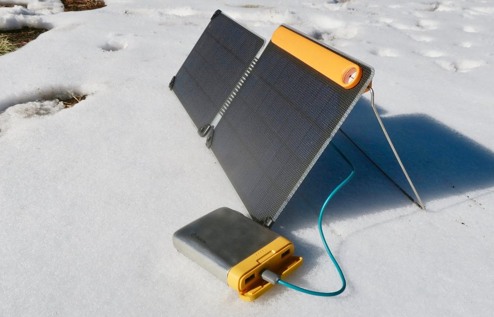 BioLite SolarPanel 10+ and Charge 40