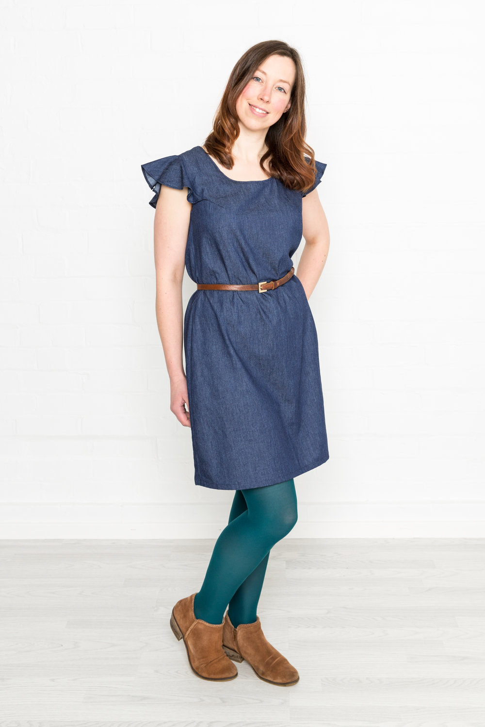 Introducing the Everyday Amazing Shift Dress and Top Pattern with ...