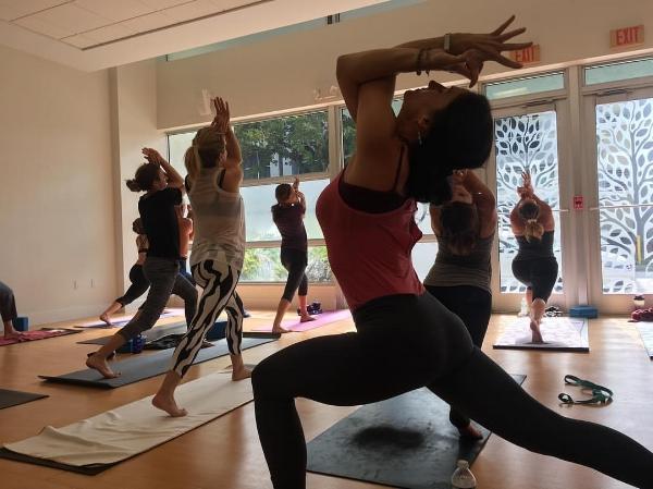 Photo: Greenmonkey Yoga Facebook