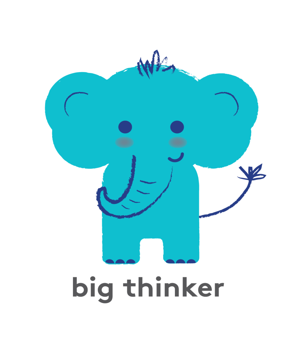 Elephant: Big Thinker