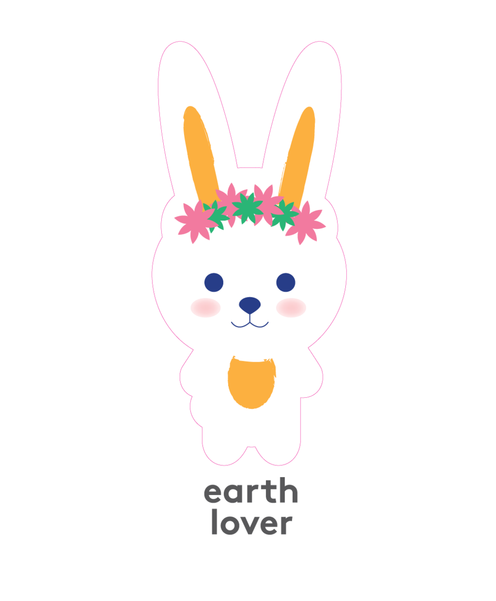 Rabbit: Earth Lover