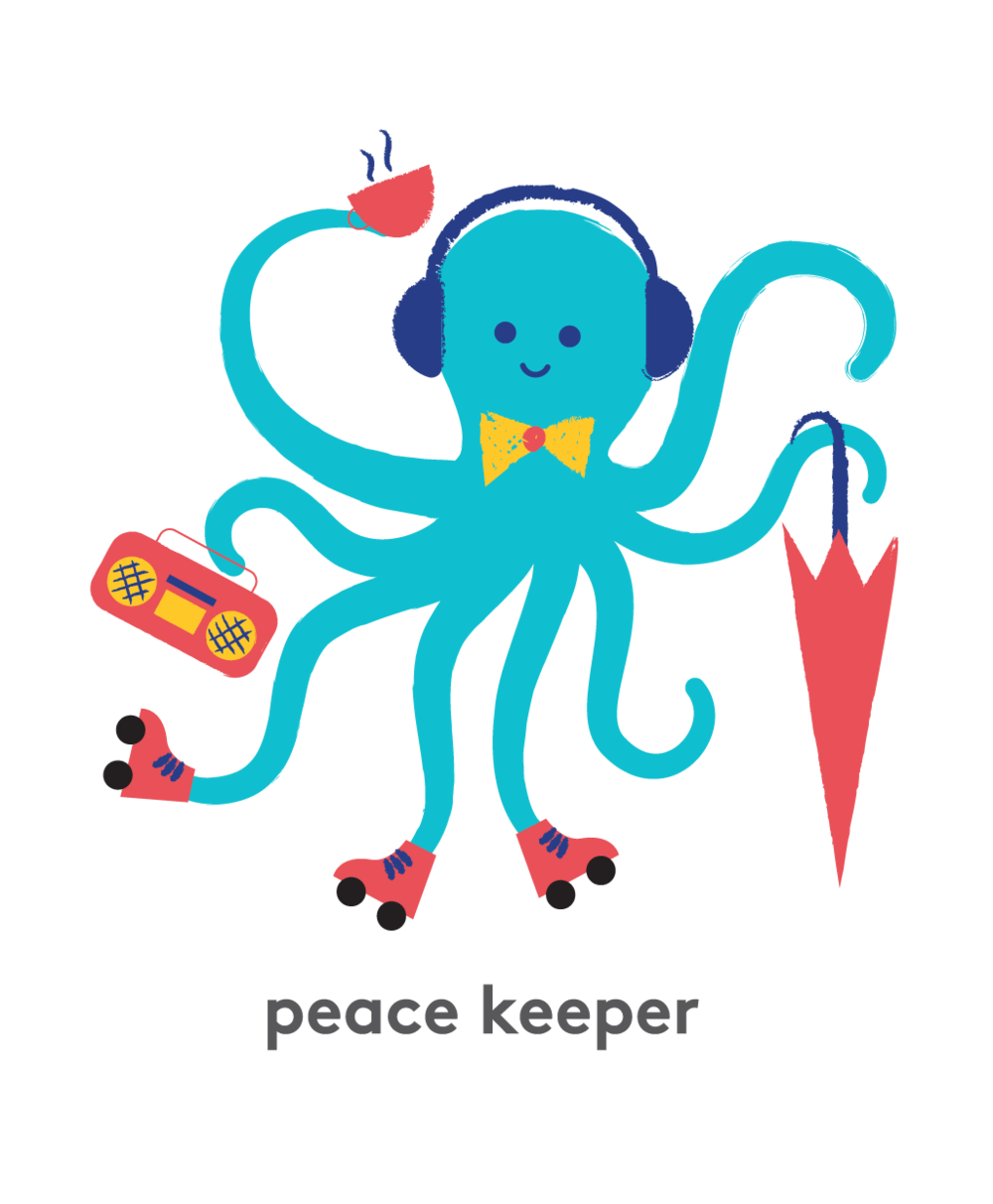 Octopus - Peace Keeper