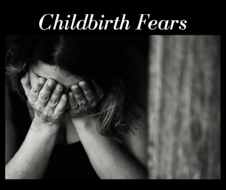 Natural Childbirth fears Ireland