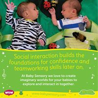 Baby Sensory Benefits for Baby