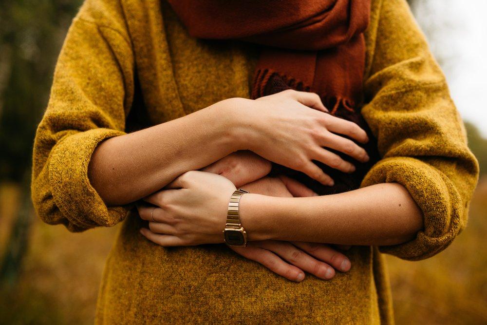 Birth partner support during childbirth