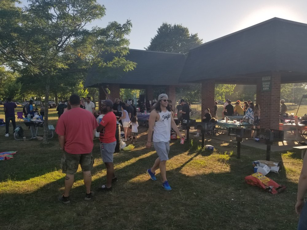 DJ STRIFE @ 14th Annual DnB BBQ - Cedar Creek Park, New York  July 7th, 2018   https://youtu.be/0IcjQg35_TM