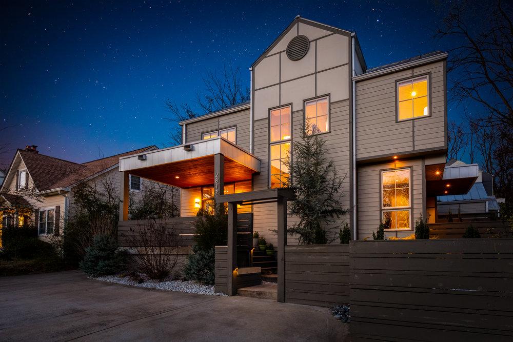 domophotos real estate twilight photography, nashville tn
