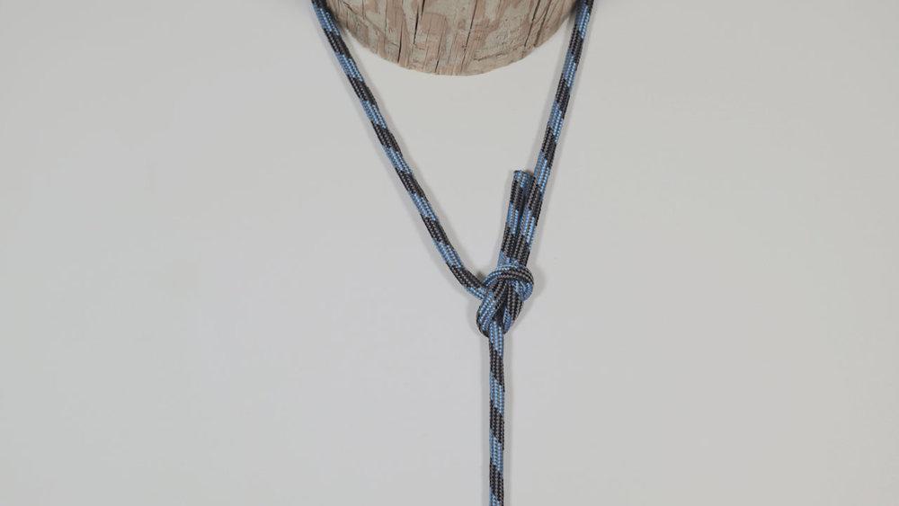 Bowline Knot (No Hands)